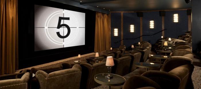 Кинотеатр Electric Cinema