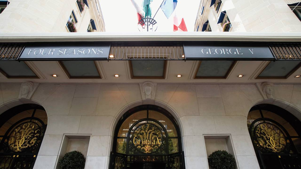 George V(Париж, Франция) 2