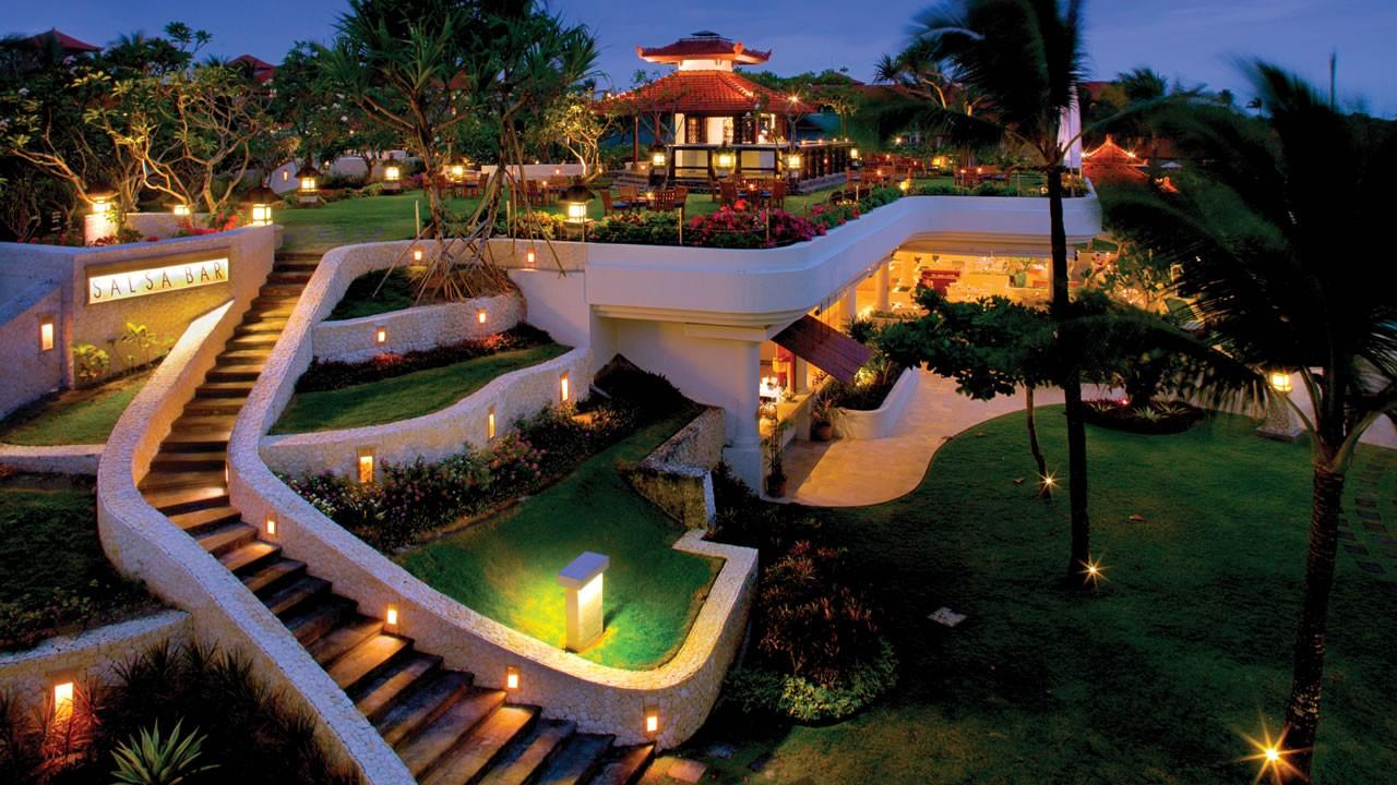 Grand Hyatt(о. Бали) 6
