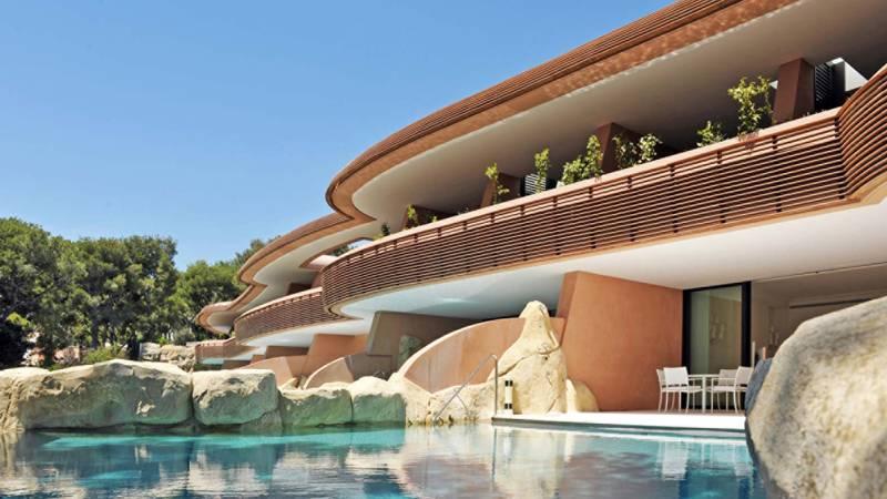 Grand-Hotel du Cap-Ferrat (Лазурный берег, Франция) 3