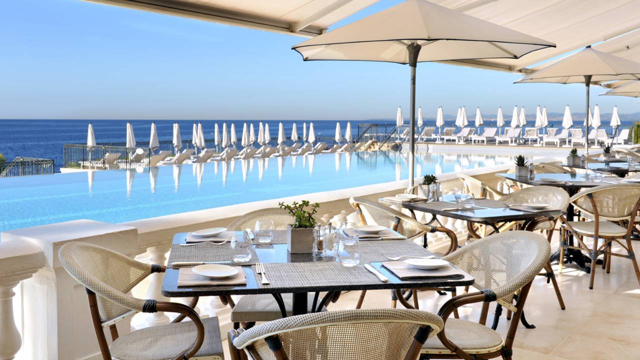 Grand-Hotel du Cap-Ferrat (Лазурный берег, Франция) 5