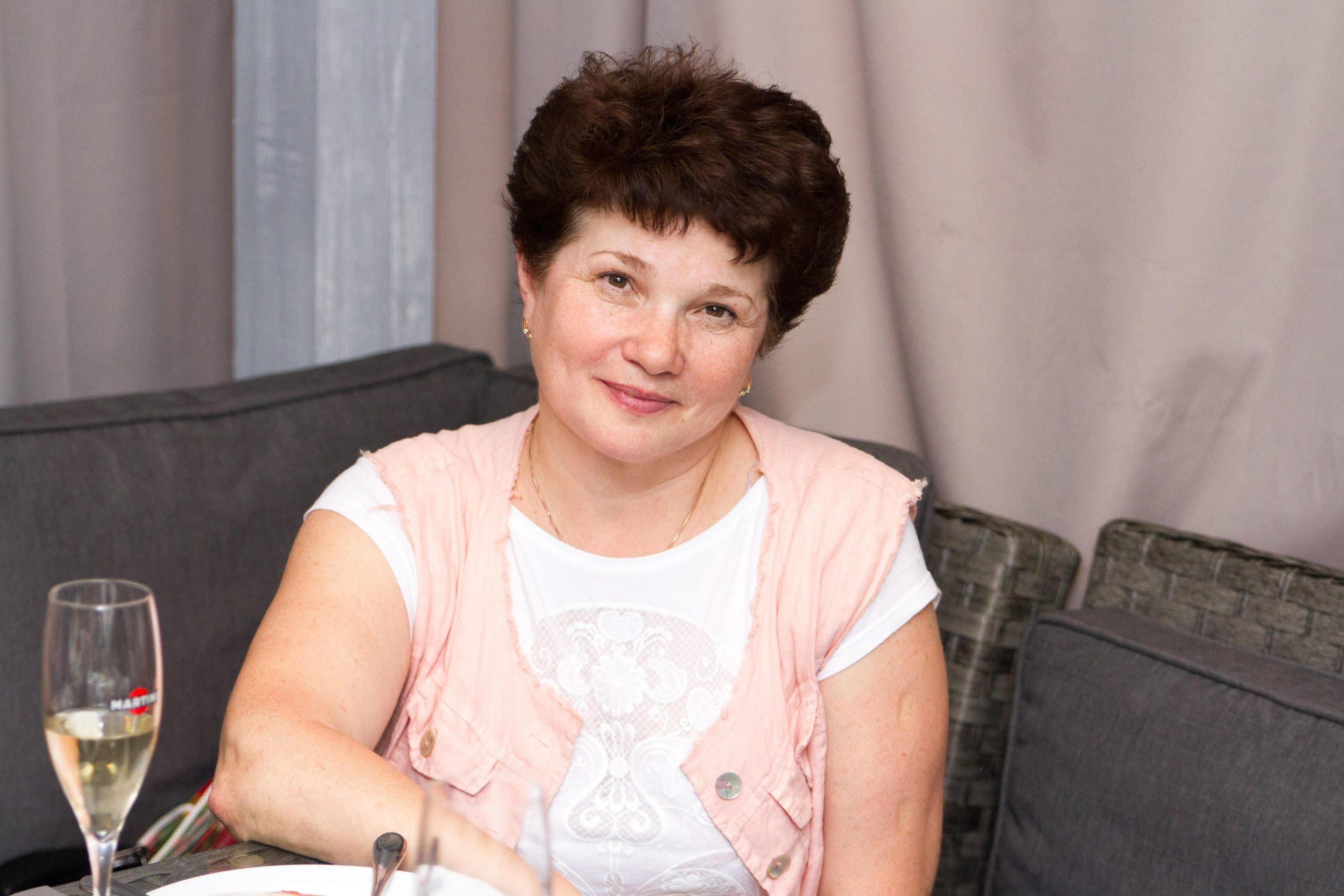 Наталья Борисовна - мама телеведущей Талы Калатай
