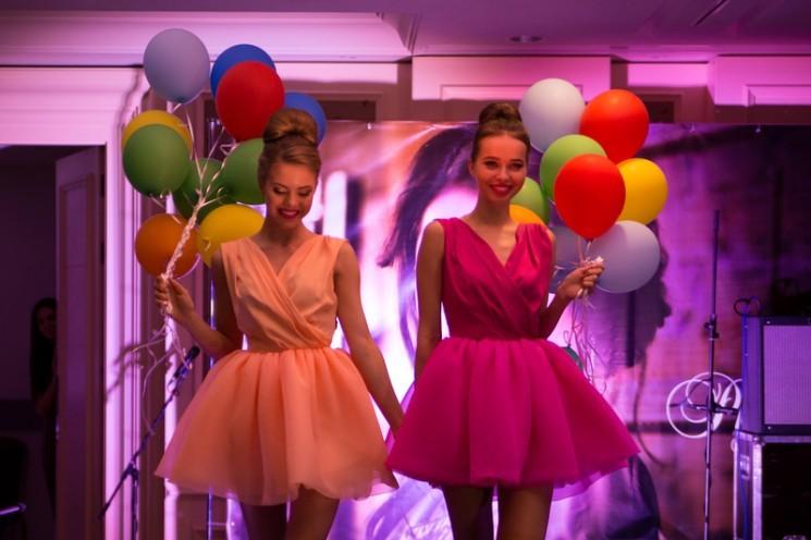 Показ от украинского женского бренда одежды LOVE (19/05/2014) 2