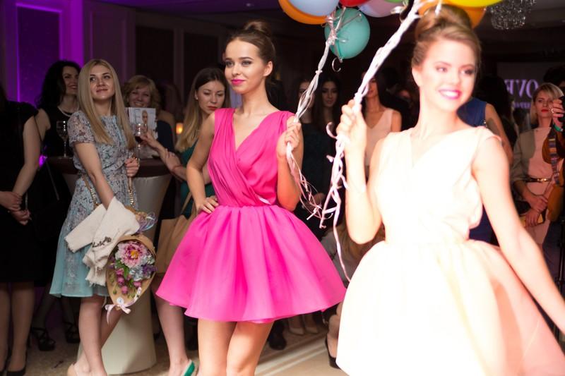 Показ от украинского женского бренда одежды LOVE (19/05/2014) 5