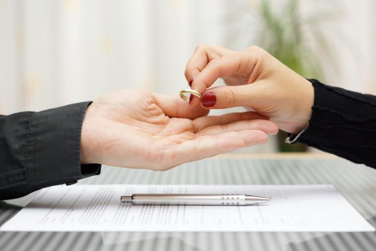 закон украины об расторжении брака