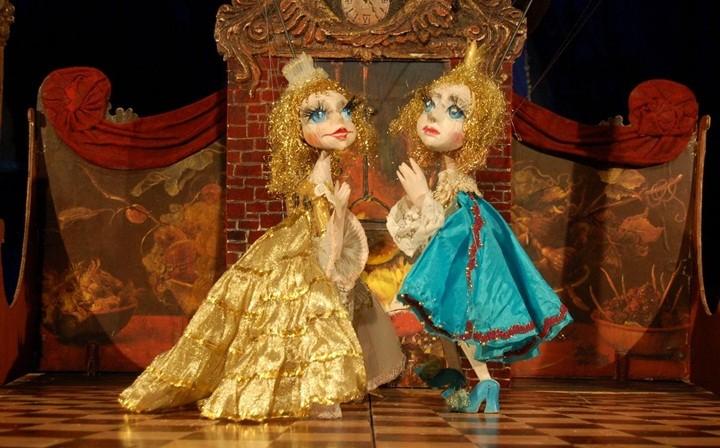 Днепропетровский театр кукол на Победе