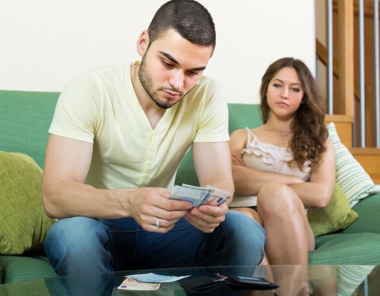 Мужская жадность: простить или бежать?