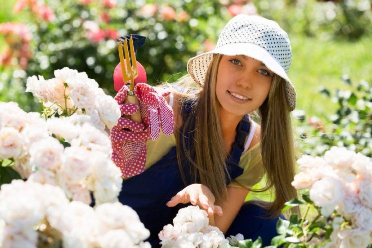 10 советов по уходу за руками после работы в саду