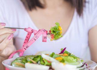 8 этапов салатной диеты