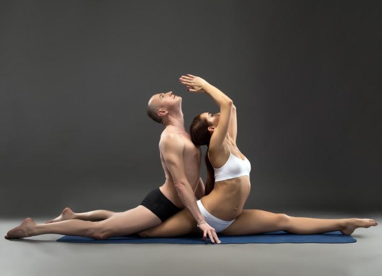 5 преимуществ йоги для брака и интимной жизни