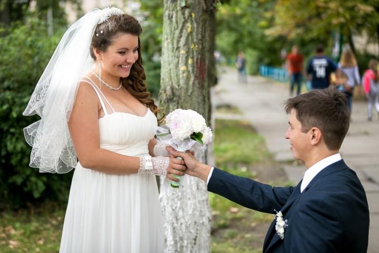 Идеи свадебных нарядов для полных невест
