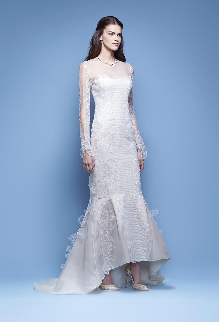Свадебное платье Carolina Herrera - весна 2016 3