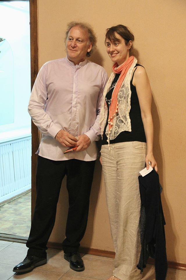 Майкл Гуттман на Odessa Classics 2015 12