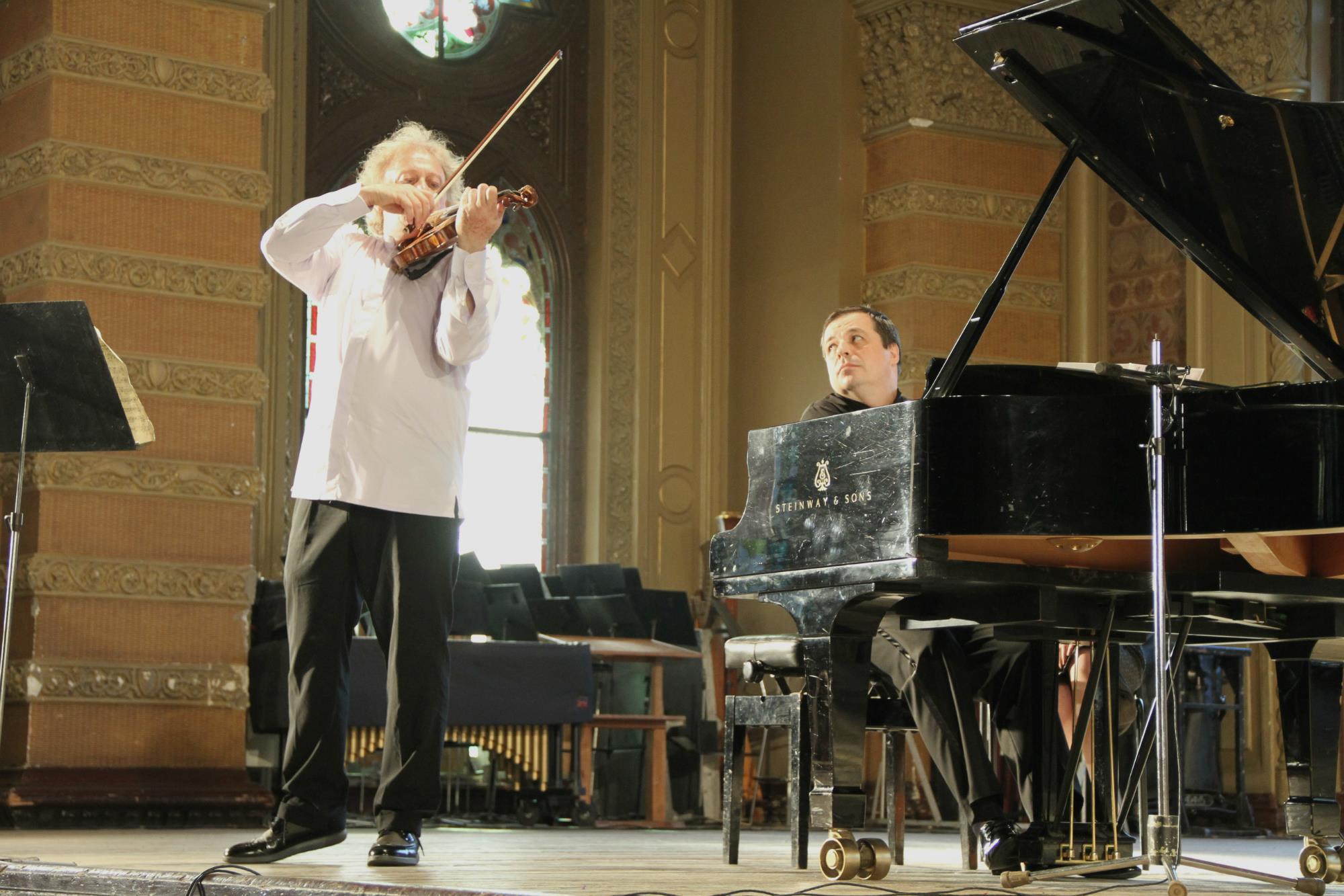 Майкл Гуттман на Odessa Classics 2015
