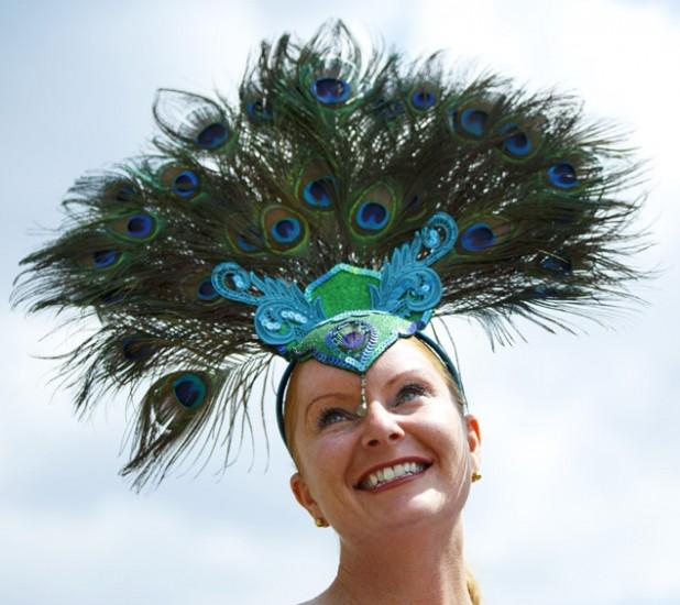 шляпка Royal Ascot