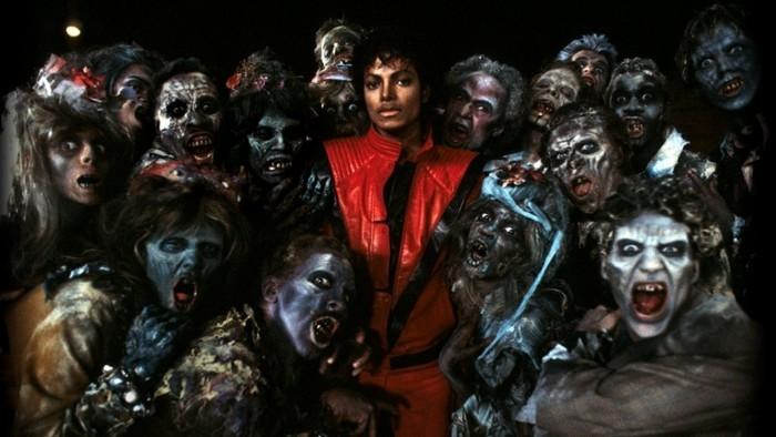 альбом Thriller - Джексон