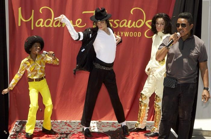фигуры американского поп-певца Майкла Джексона