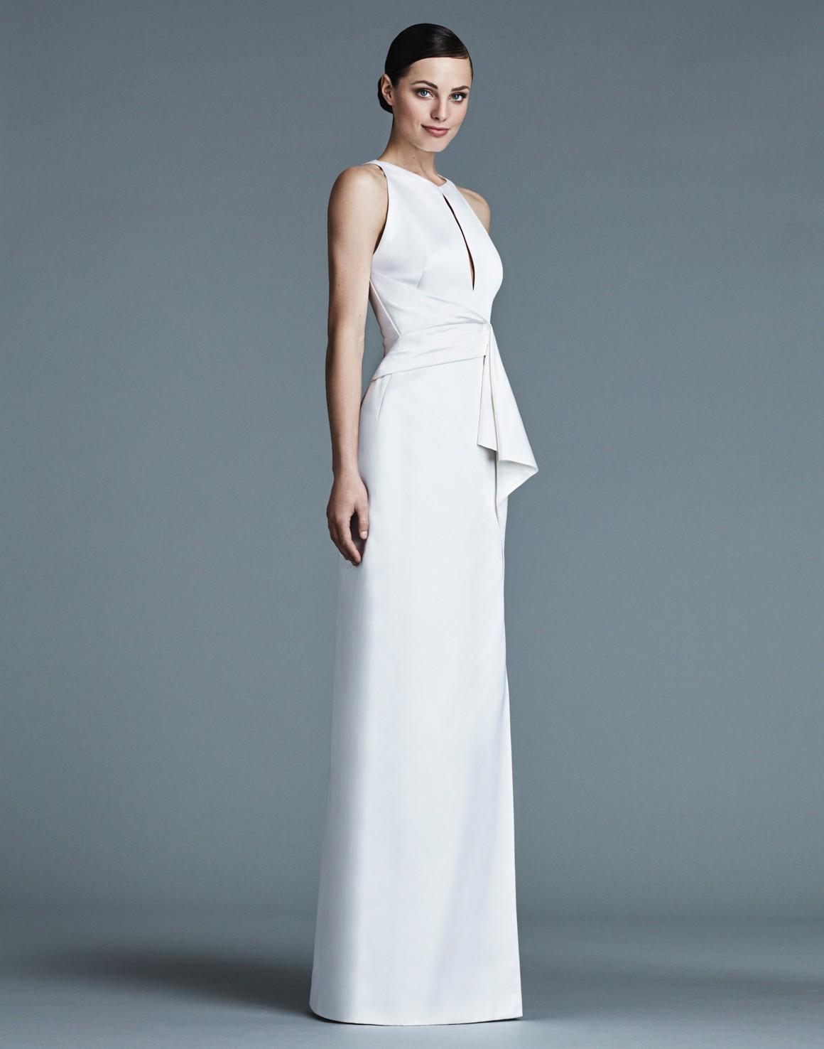 Свадебное платье J.Mendel - весна 2016 2