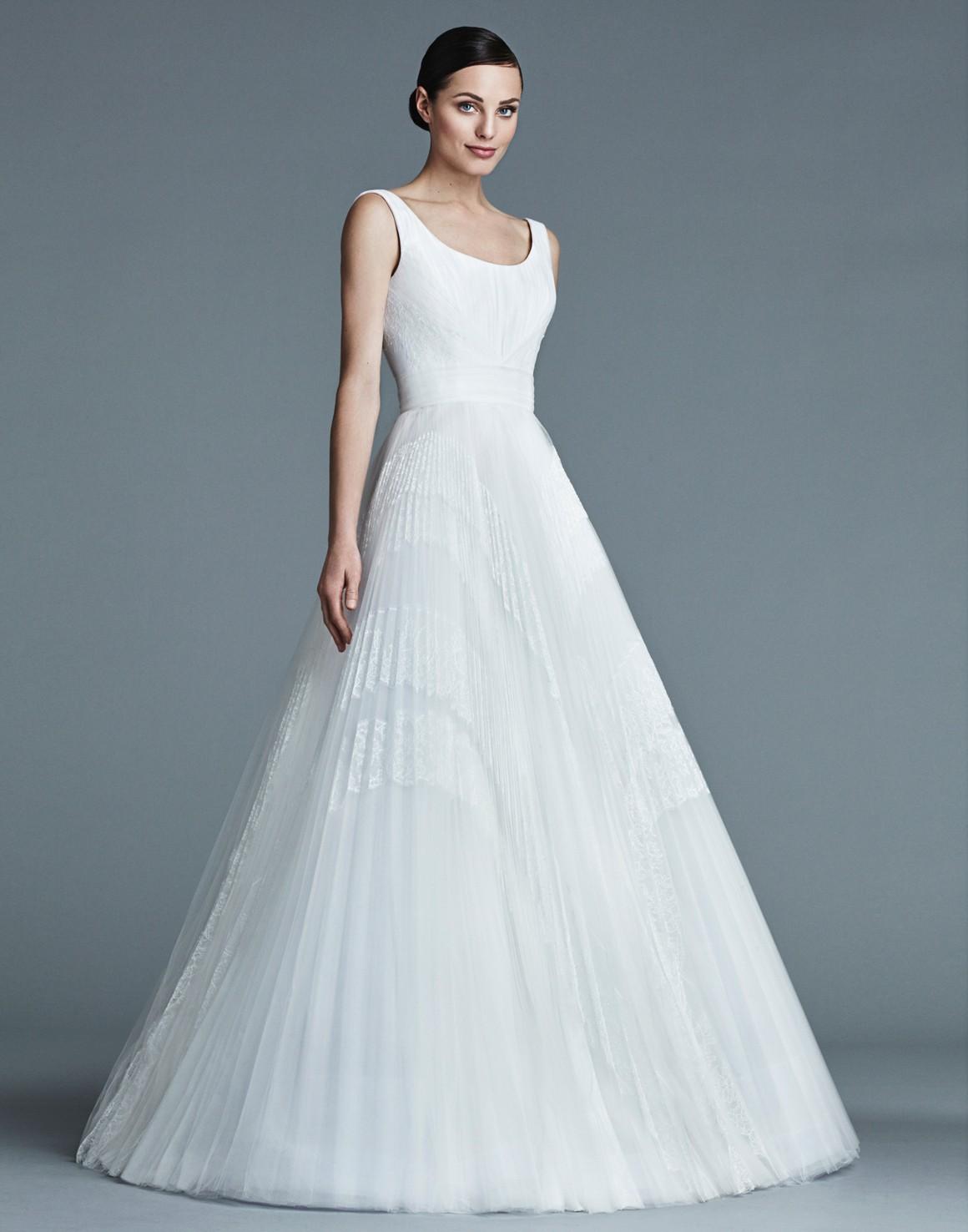 Свадебное платье J.Mendel - весна 2016 4