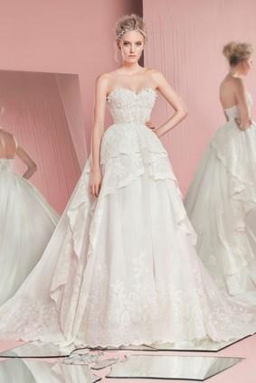 Свадебное платье Zuhair Murad - весна 2016 2