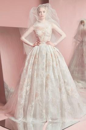 Свадебное платье Zuhair Murad - весна 2016