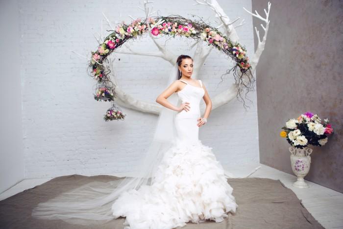 Обзор свадебных коллекций весна-лето 2016 от мировых брендов