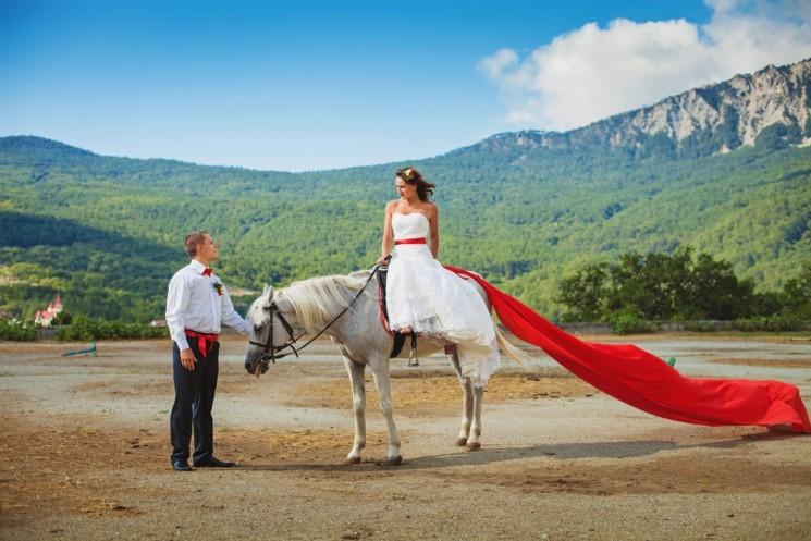 7 способов отметить свадьбу нетрадиционно