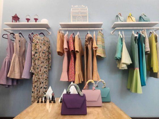 Одежда и сумки от ELENA BURBA
