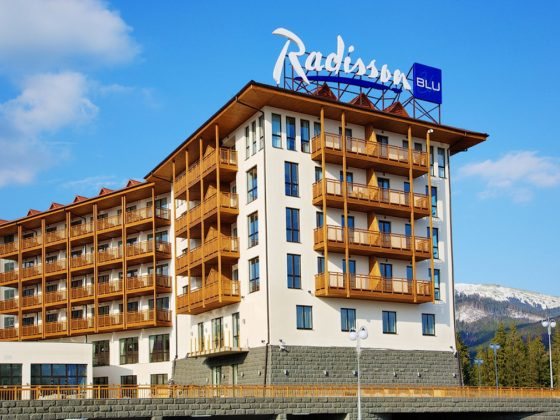 Отель Radisson Blu Resort Bukovel