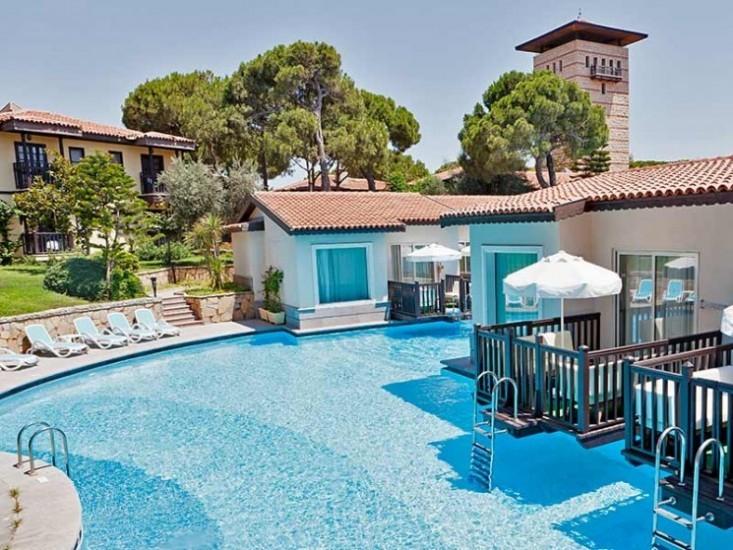 Топ-5 роскошных отелей Турции