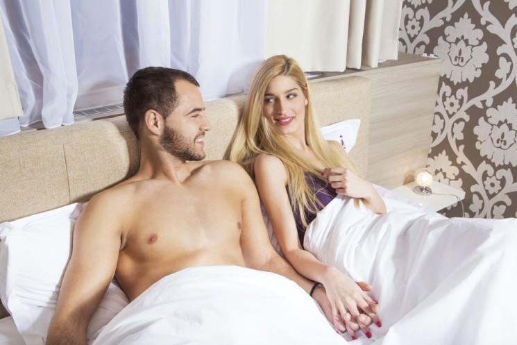10 способов сделать мужчину счастливым в постели