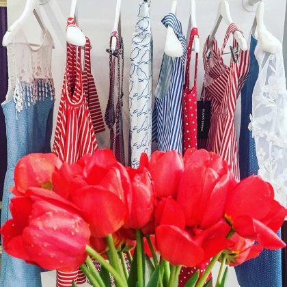 Платья от ELENA BURBA