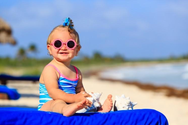 С ребенком на море: как правильно подготовиться