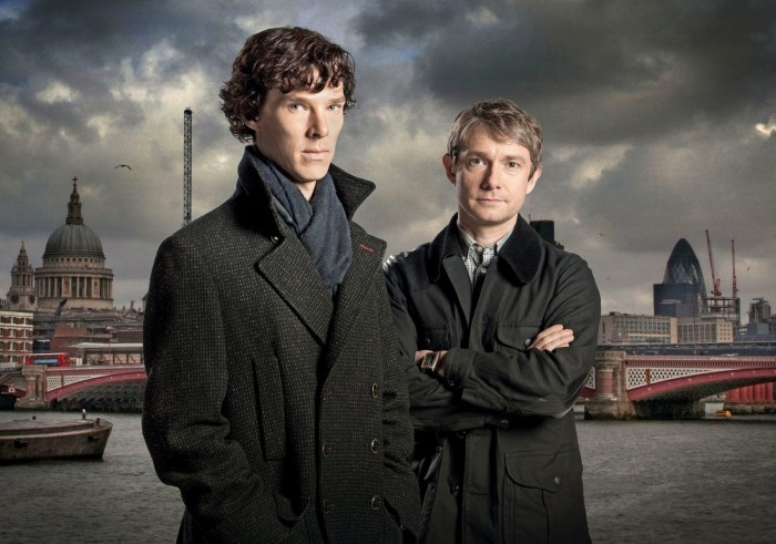 Шерлок 2010