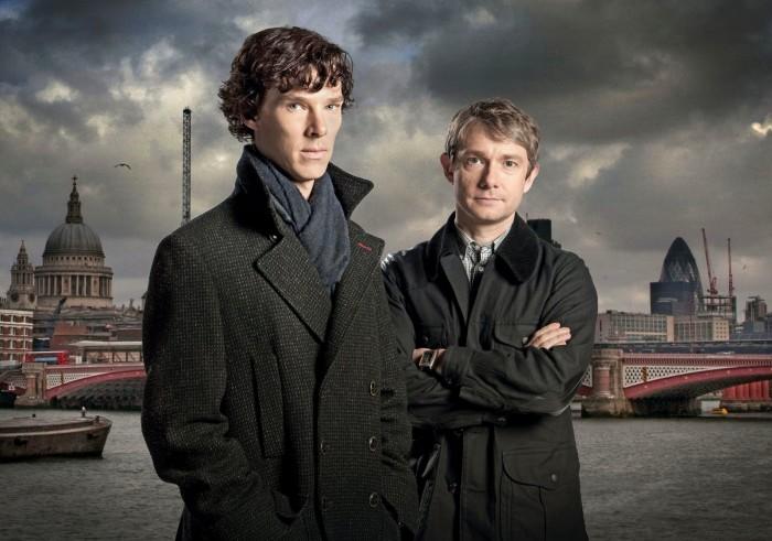 сериал Шерлок 2010