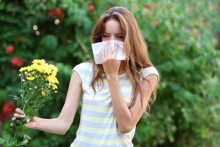 Сезонная аллергия на пыльцу: как избавиться?