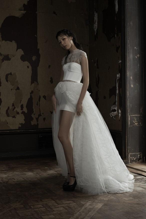 Свадебное платье Vera Wang - весна 2016