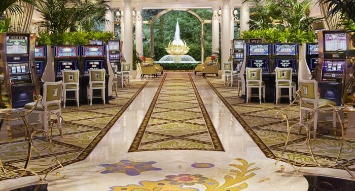 Wynn Las Vegas (Лас-Вегас, США)