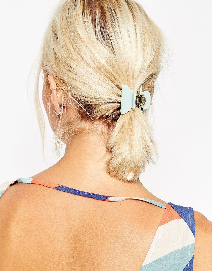 Летний зажим для волос 1