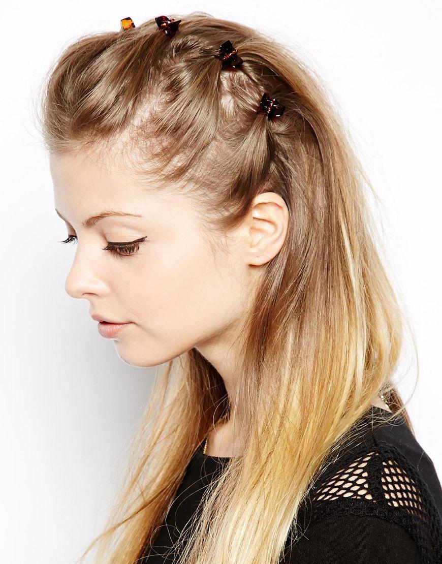 Летний зажим для волос 3