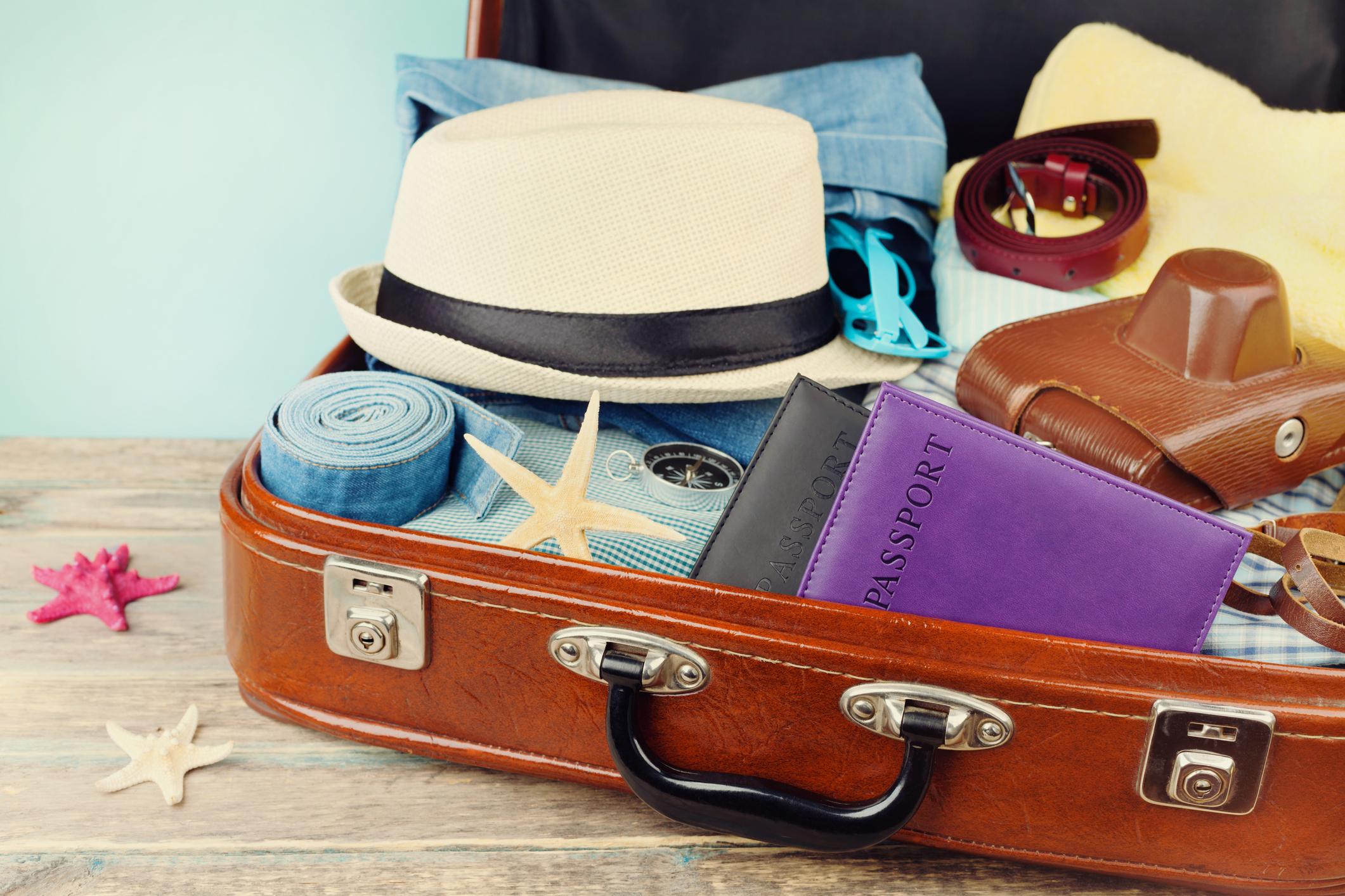 10 необходимых вещей для любого путешествия
