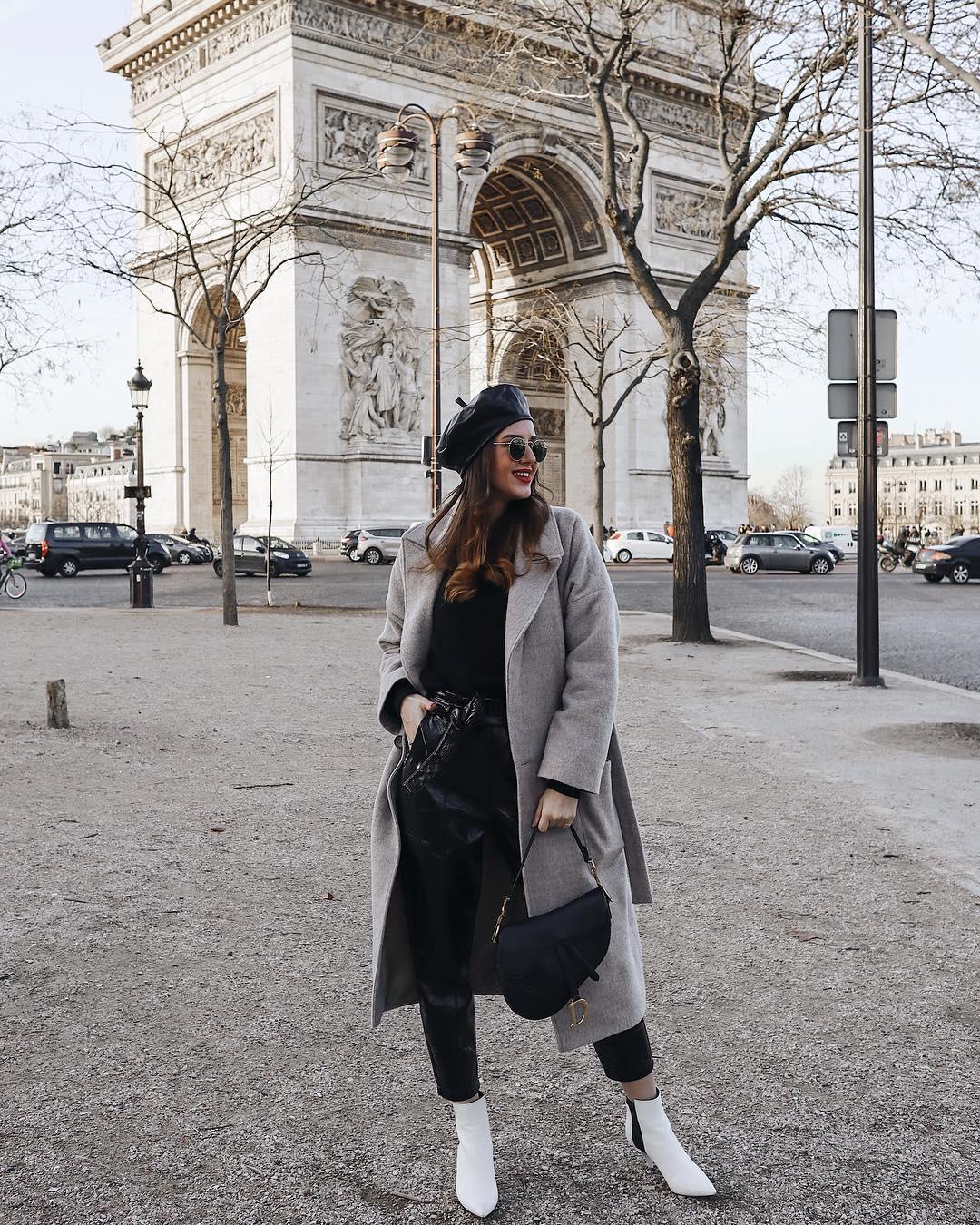 10 украинских модных блогеров Алина Фрэндий