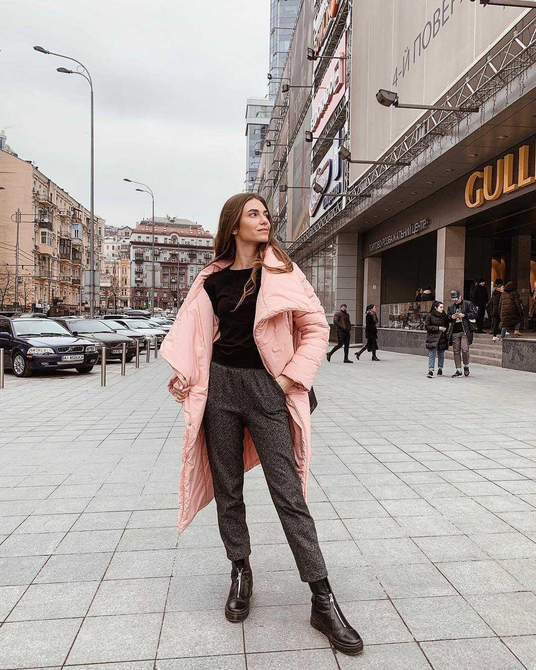 10 украинских модных блогеров Анна Гришко