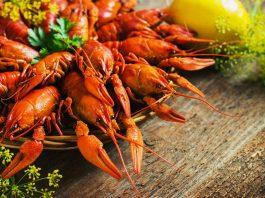 5 лучших сезонных продуктов июля - Раки