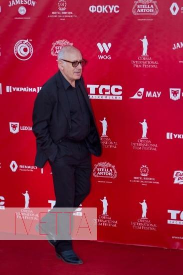 Композитор Майкл Наман на Одесском кинофестивале