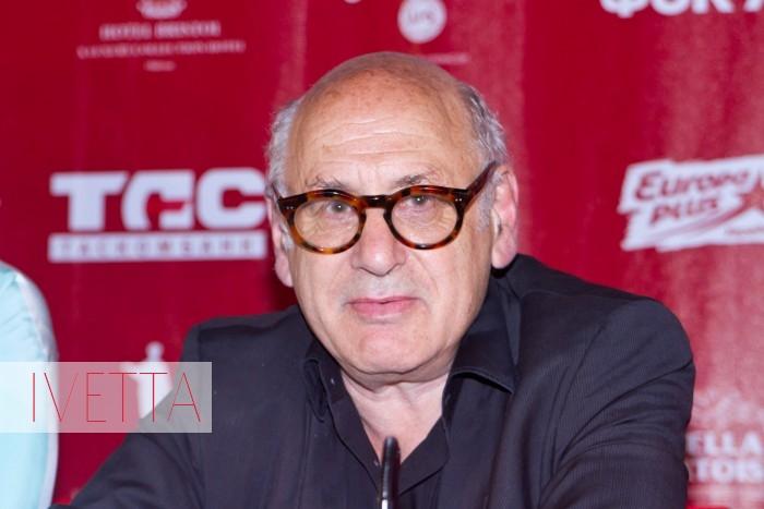 Майкл Найман на VI Одесском кинофестивале