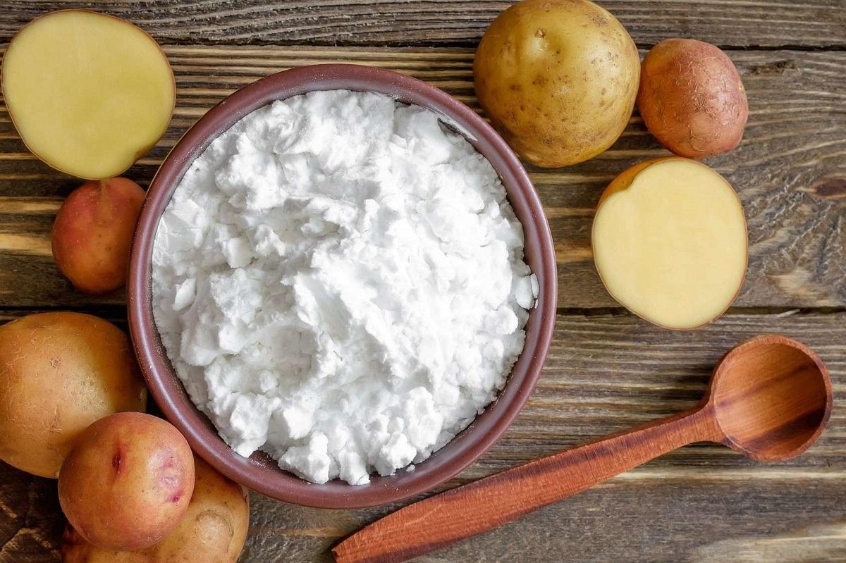 Омолаживающая ванночка для рук из картофеля