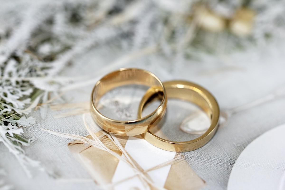 Свадьбы пятого десятилетия