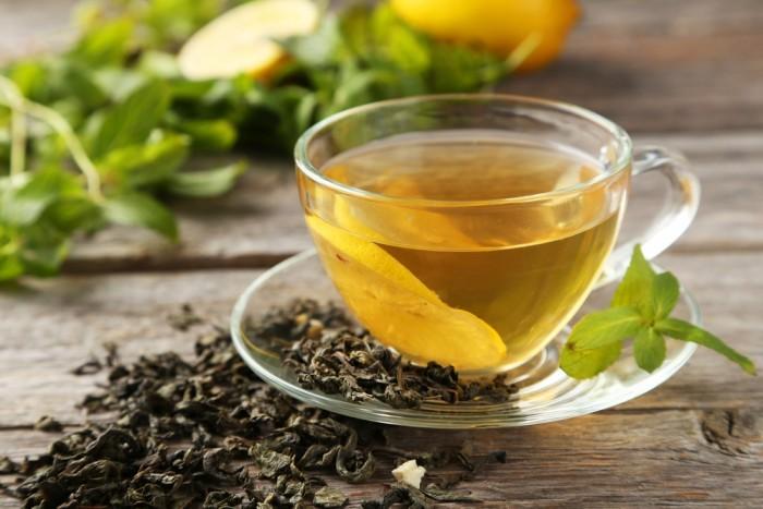 Зеленый чай как катализатор