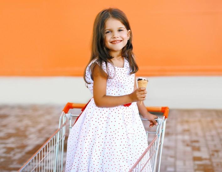 Почему нельзя кормить детей продуктами из супермаркетов